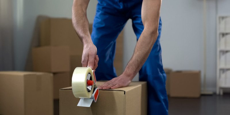 Packing Services in Lexington, South Carolina